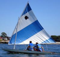 Sunfishsailboat